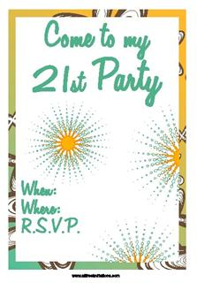 print at home free invitation designs