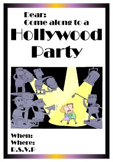 party invitations for free
